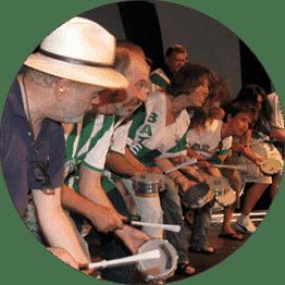 Tamborim workshop samba percussie1