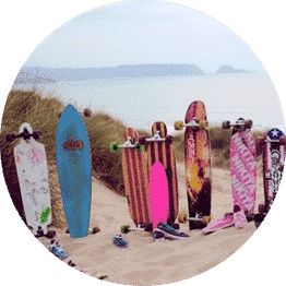 longboard workshops