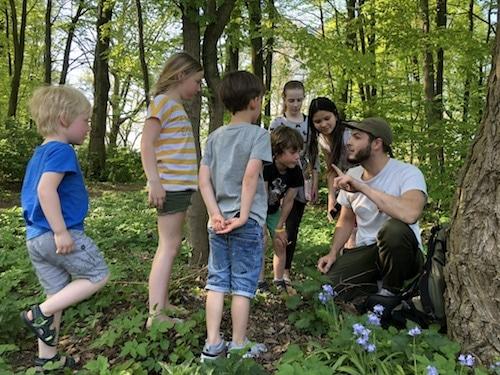 Natuurworkshops voor kinderen