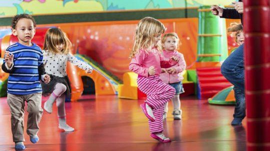 muziek workshops kinderen peuter dans