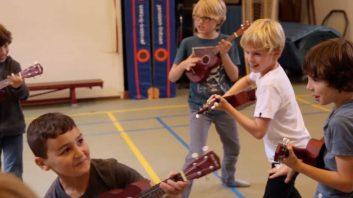 activiteiten kinderopvang bso zomervakantie wereldmuziek